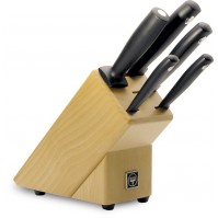 Wusthof Silverpoint 5-piece professional Knife Block