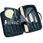 Fischer Bargoin Culinary Bag with 22 pastry utensils and accessories
