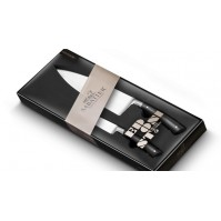 Sabatier Edonist Knife Set with 1 paring knife and 1 chef's knife