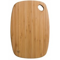 Totally Bamboo Greenlite lightweight cutting board 34 x 23 cm