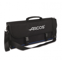 Arcos Professional Knife Bag with space for 17 knives and tools 52x92cm