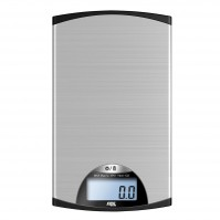 ADE Kylie Digital Kitchen Scale - stainless steel, grey colour