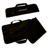 Arcos Empty Knife Bag with space for 4 knives and tools 46 x 28 cm
