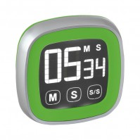 KITCHEN ARTIST Magnetic Digital Kitchen Timer with touch screen
