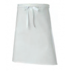 Professional Chef Apron 100% cotton 102x90cm - white colour