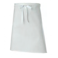 Professional Chef Apron 100% cotton 102 x 90 cm - white colour