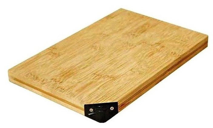 Taidea Cutting Board 33x23cm With Knife Sharpener
