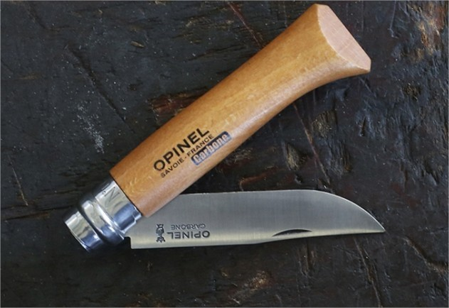 Opinel Tradition N 176 7 High Carbon Folding Knife 8cm