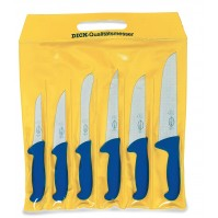 Dick Ergogrip 6-piece Butcher Professional Knife Set