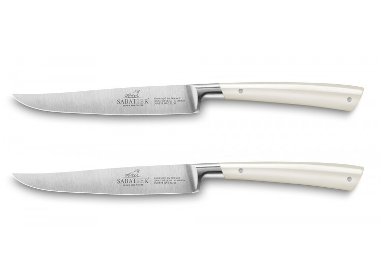 Sabatier Edonist Perle 2-piece Steak Knife Set