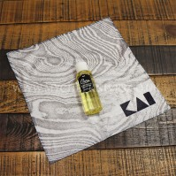 KAI Blade Care Kit: Camellia Oil + Microfiber Cloth