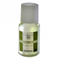 Chroma Haiku Hamono Abura Oil 10ml - protection of blades