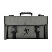 Kai Shun Professional Knife Bag with space for 17 knives and accessories
