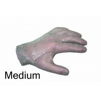 WILCO Chainmail Ambidextrous Glove - medium size