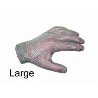 WILCO Chainmail Ambidextrous Glove - large size