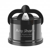 AnySharp PRO Titanium Manual Sharpener - The World's Best Knife Sharpener