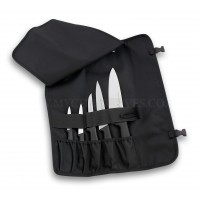 DICK Pro Dynamic 5-piece Knife Set with Roll Bag