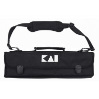 KAI Shun Professional Knife Bag with space for 6 knives and accessories