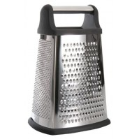 BergHOFF Essentials 4-Face Box Grater - stainless steel