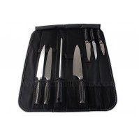 Au Nain Galbeos 7-piece Kitchen Knife Bag