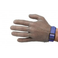 Niroflex Chainmail Cut-Resistant Glove : large size