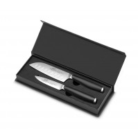 Sabatier International Majoris Set with Santoku knife 13cm + Paring knife 9cm