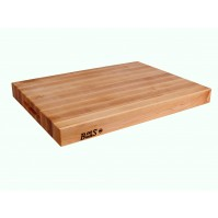 Boos Blocks ProChef Double-sided Cutting Board 61 x 46 x 6cm thick design