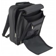 Chef Backpack with 18 slots and 2 removable trays for kitchen tools