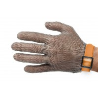 Niroflex Chainmail Cut-Resistant Glove: extra large size