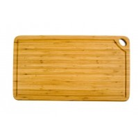 Totally Bamboo GreenLite Cutting Board 50 x 27cm with juice groove