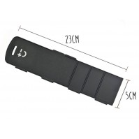 Bisbell Universal Magnetic Blade Guard 23 x 5cm - adjustable length
