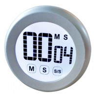 Alla France touch screen magnetic timer minute/second