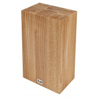 Kai Empty Knife Block for 5 kitchen knives - made of beech wood