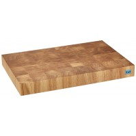 Kai Oak Cutting Board 39 x 26 cm with non-slip feet