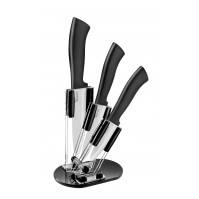 Pradel Excellence Knife Block with 3 ceramic knives