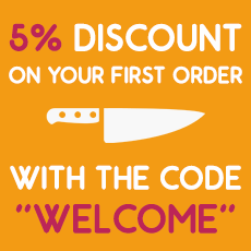 Get 5% discount on your first order