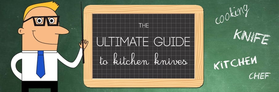 Learn everything you need to know about kitchen knives!