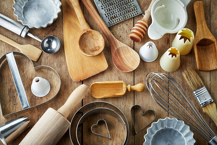 Make delicious pastries with the baking tools on our site!