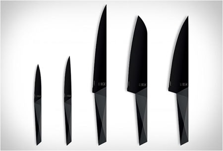Furtif EVERCUT: modern kitchen knives