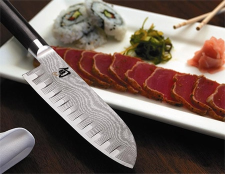 Nothing like the beauty of a Japanese blade!
