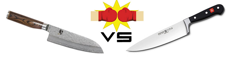Which type of knife do you prefer?