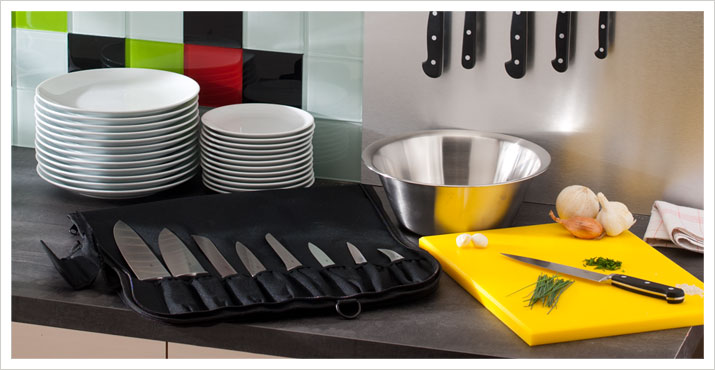 Kitchen knife bags