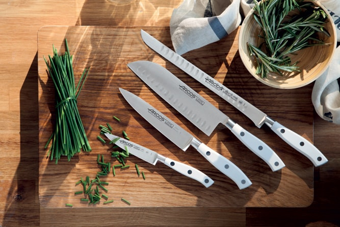 Kitchen knives from ARCOS