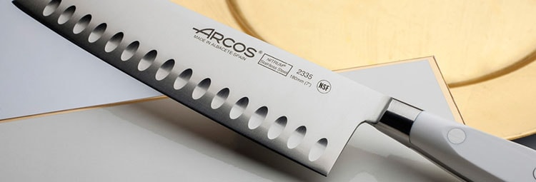 Discover the Spanish cutlery and opt for an Arcos knife!