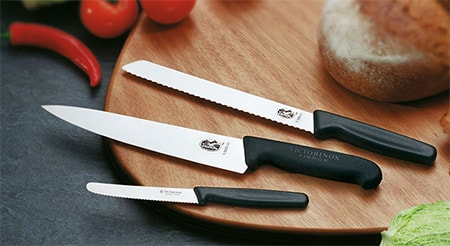 Shop Victorinox knives at MyChefKnives