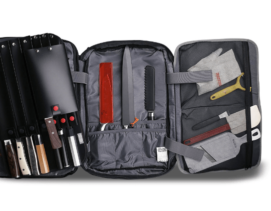 Chefcase backpack