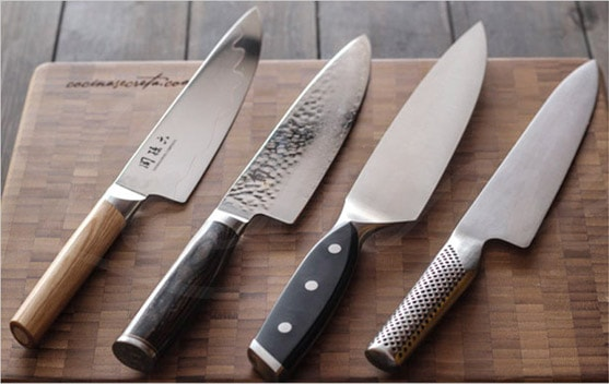 Steel knives of great quality!